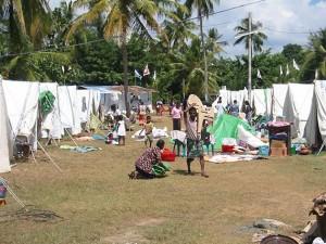 Human Help Network – Notunterkünfte für Tsunamiopfer auf Sri Lanka