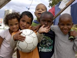 Human Help Network – Kinder im Township Ennerdale