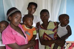 Neues Projekt in Burundi für Mädchen und junge Mütter!