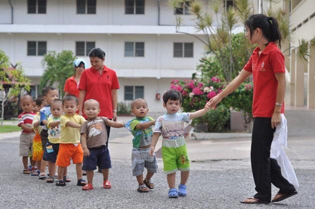 Pate werden für Kinder in Not