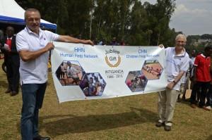 Erstes HHN Straßenkinderzentrum feiert 25jähriges