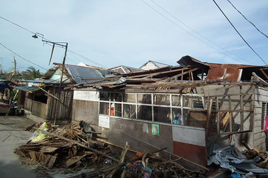 Wir helfen der Don Bosco Schwester Aurora auf den Philippinen
