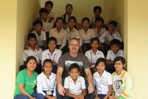 Kambodscha - Erweiterung der Grundschule in Andaung Chenh / Battambang / Kambodscha