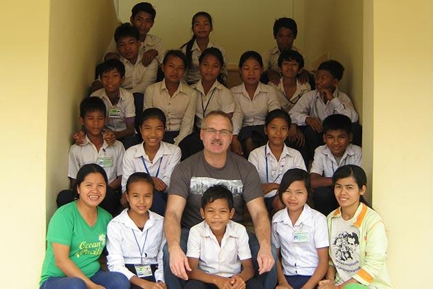 Kambodscha – Erweiterung der Grundschule in Andaung Chenh / Battambang / Kambodscha