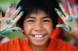 Human Help Network – Mädchen im Waisenhaus Pattaya