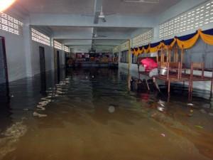 HHN Spendengelder helfen zerstörte Schulen im Süden von Thailand wieder aufzubauen