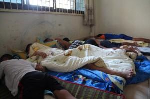 Niederschwelliges Jugendhaus hoffnungslos überfüllt