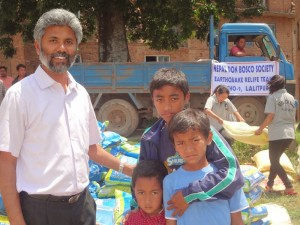 Erdbeben in Nepal – Unsere Hilfe kommt an!