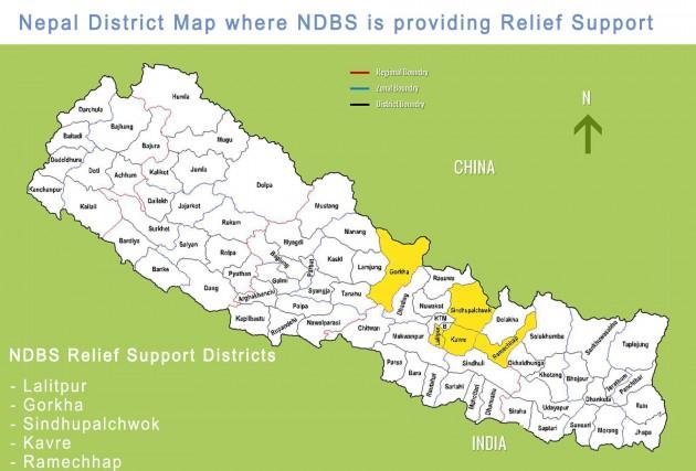 Nepal – Die Anstrengungen zur Hilfe sind enorm