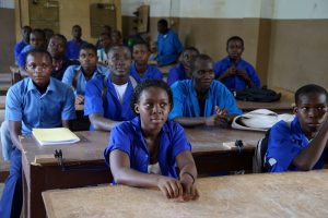 Elfenbeinküste - Berufsausbildung