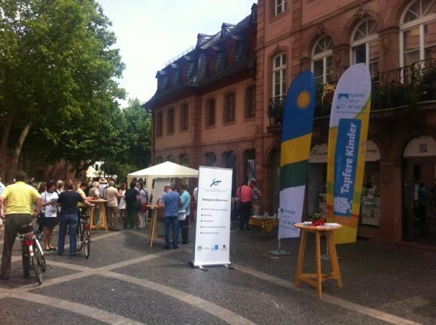 """""""200 Jahre Stadtentwicklung Mainz"""" als Benefizveranstaltung"""