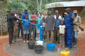 Kamerun - Trinkwasser als Basis für Leben
