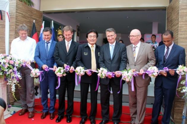 Eröffnung unseres neuen Drop-in und Daycare Centers in Pattaya