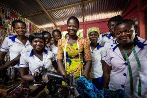 Ghana - Mädchenförderung