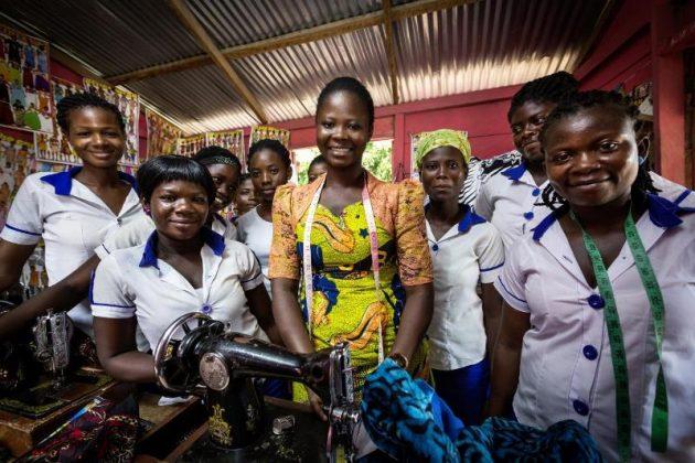Ghana – Mädchenförderung