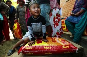 Das Erdbeben in Nepal ein Jahr danach