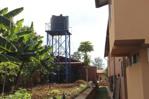 Wasserversorgung gesichert
