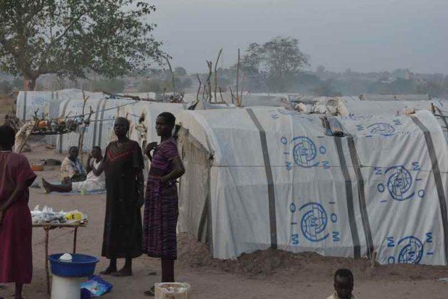 Hilfe für das Salesianer Camp Gumbo im Südsudan