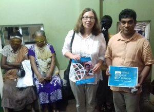 Sri Lanka - Augenklinik