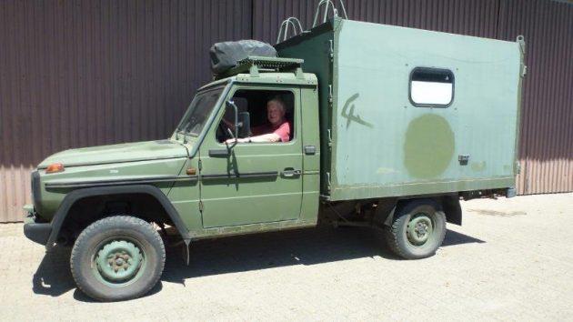 Ein neuer LKW für das Friedensdorf Kuron