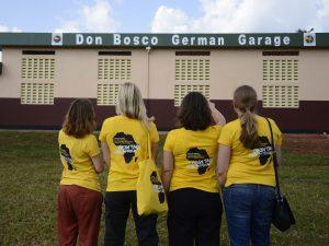"""Großer Erfolg für die """"Don Boco German Garage"""" in Kamuli"""