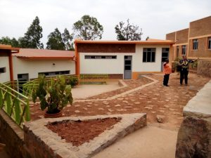 IMANZI Kindergarten City of Mainz in Kigali