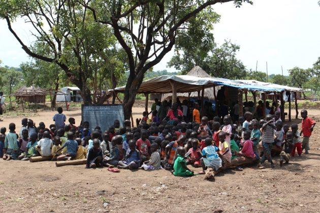 Norduganda – Flüchtlingslager Palabek