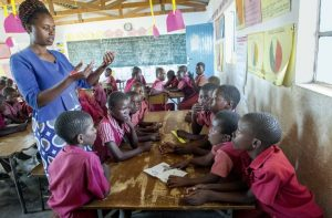Simbabwe – Mehr Schulbildung dank Inklusion