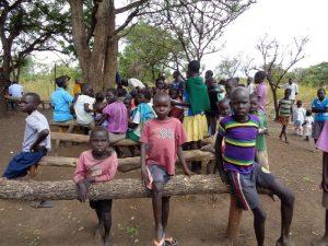 Norduganda – Alltag im Flüchtlingslager Palabek