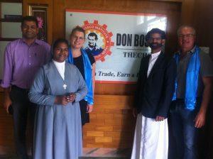 Salesianer Don Boscos leisten erfolgreiche Wiederaufbauarbeit in Nepal
