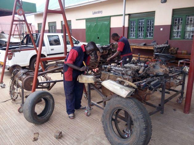 St. Joseph Ausbildungszentrum Kamuli – Human Help Network als Zukunftsmotor