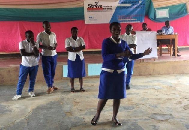 Gesundheitsförderung und Stärkung von Sozialkompetenzen an ruandischen Schulen
