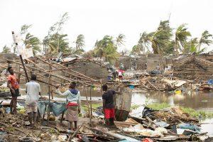 """Hilfe für Opfer des Zyklons """"Idai"""" in Mosambik"""