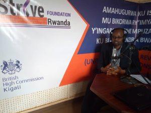 Human Help Network – © Strive Foundation  Rwanda