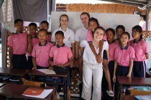 Engagement für Kinderschutzprogramm in Thailand