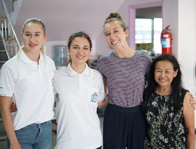 Freiwilliges Soziales Jahr im Kinderschutzprogramm von HHNFT in Thailand
