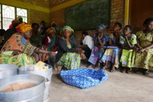 Frauenkooperative bildet eigene Spargruppe