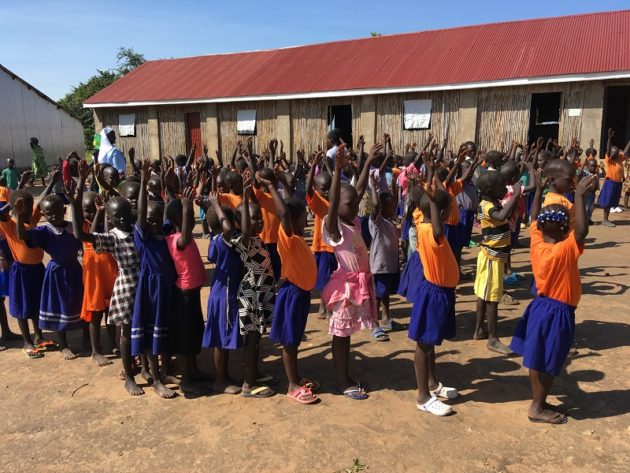 Norduganda – Hilfen für Flüchtlinge in Palabek werden fortgesetzt