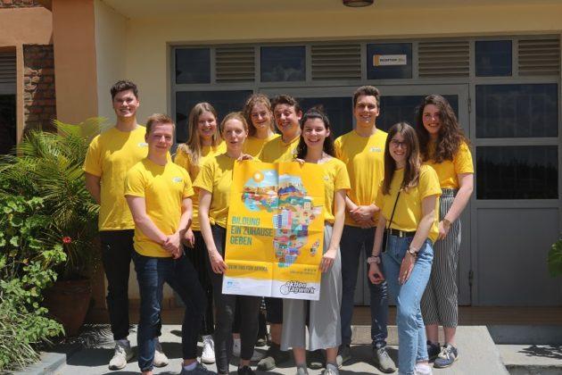 Aktion Tagwerk sucht junge Freiwillige