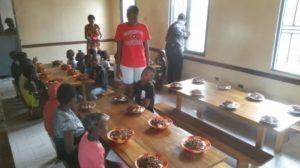 Unterstützung für das Kinderheim Maison Enrica in Kinshasa, Demokratische Republik Kongo