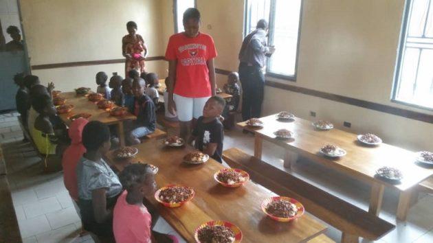 Demokratische Republik Kongo – Unterstützung für das Kinderheim Maison Enrica in Kinshasa