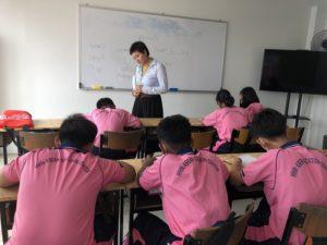 Neue Freiwillige im HHNFT-Kinderschutzprogramm in Thailand