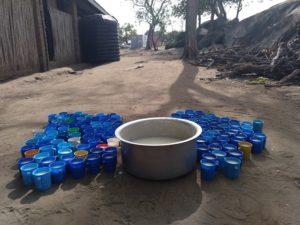 Verstärkte Anstrengung gegen den Hunger